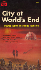 """City At World's End"" cover"